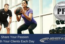 Photo of Information on the NESTA Personal Fitness Trainer Certification